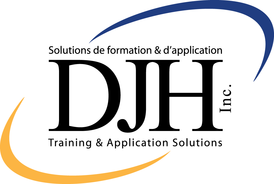 DJH - Your Partner in Computer Software Training, Application Development & Support